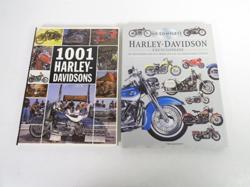 Set van 2 boeken - Harley Davidson
