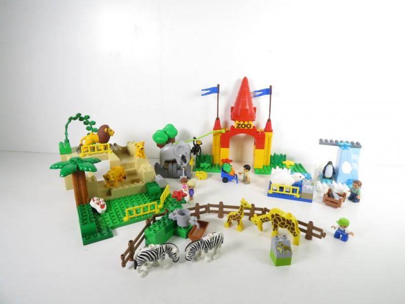 Lego Duplo 4960 - Dierentuin