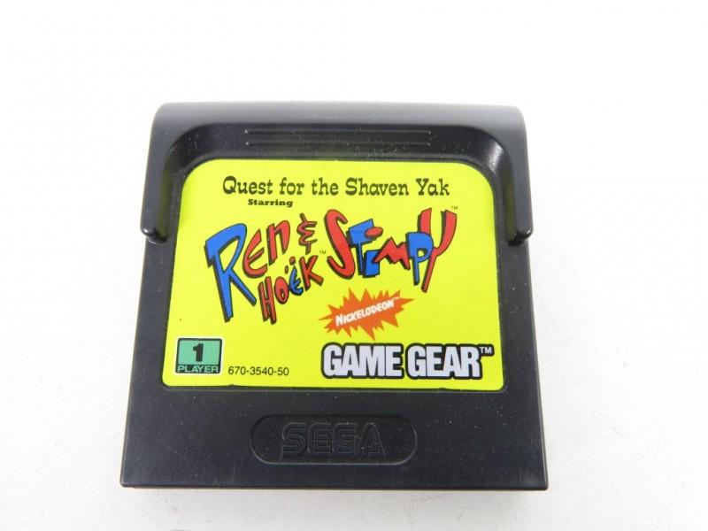 Game gear - Ren & Stimpy