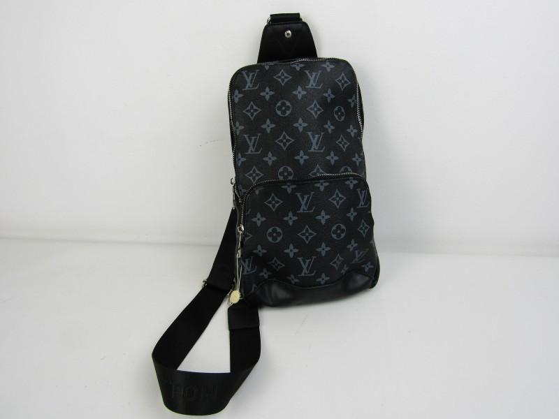Zwarte Slingbag: Louis Vuitton