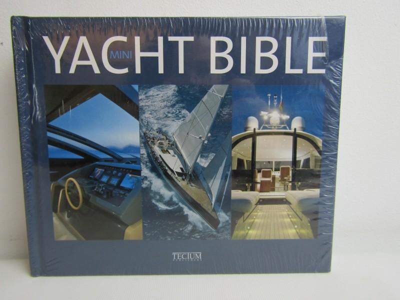 Nieuw Boek: Yacht Bible, Tectum