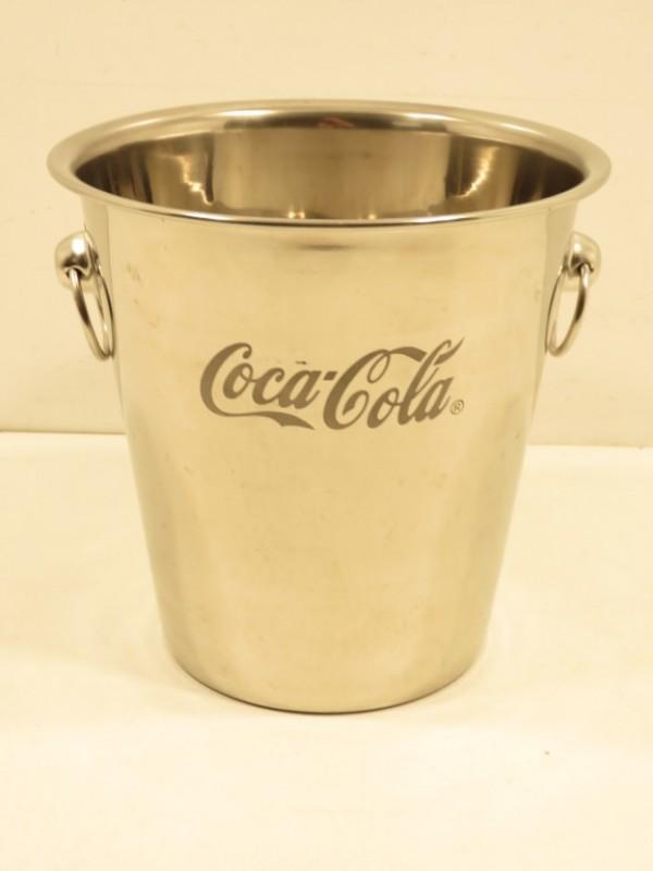 Coca cola ijsemmer