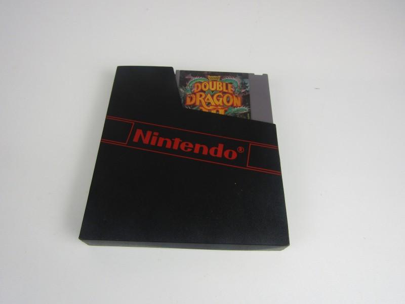 Nintendo Game (NES) , Double Dragon III, Arcade Spel, 1985
