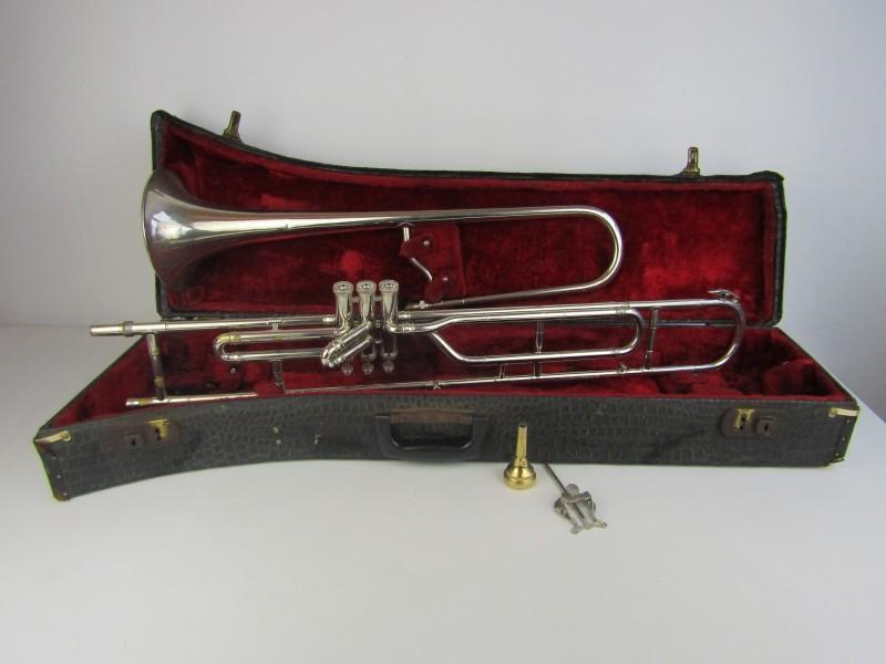 Grote Valve Trombone: Soliste, Firma Van Engelen, Lier