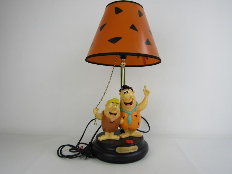 Werkende Flinstones Lamp, 2004