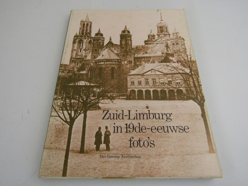 Boek: Zuid-Limburg in 19de-Eeuwse Foto's, 1977