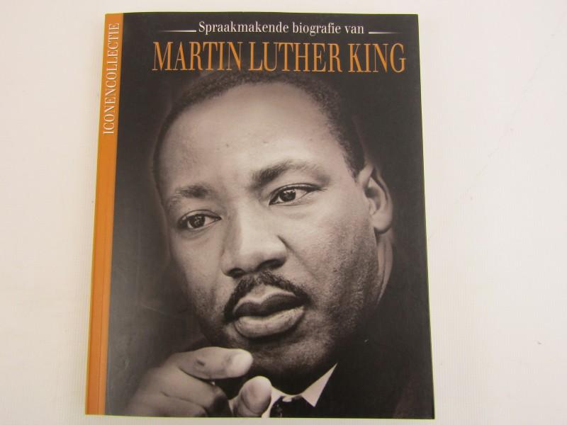 Boek: Spraakmakende biografie van Martin Luther King, 2005