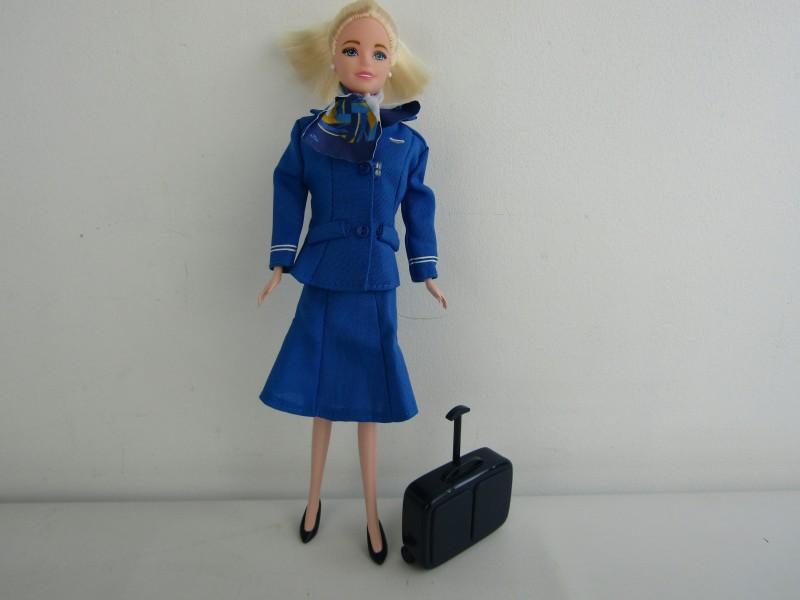 Pop: KLM Stewardes