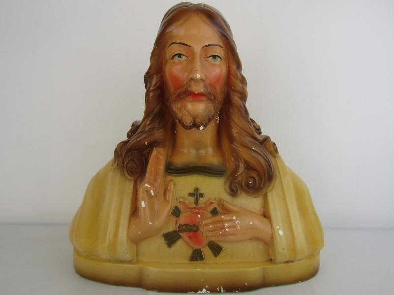 Borstbeeld Jezus: Deridder / Depose 427