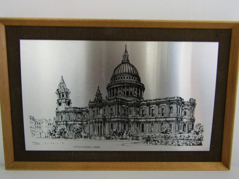 Kunstwerk: St. Pauls Cathedral, London, Griffin '71