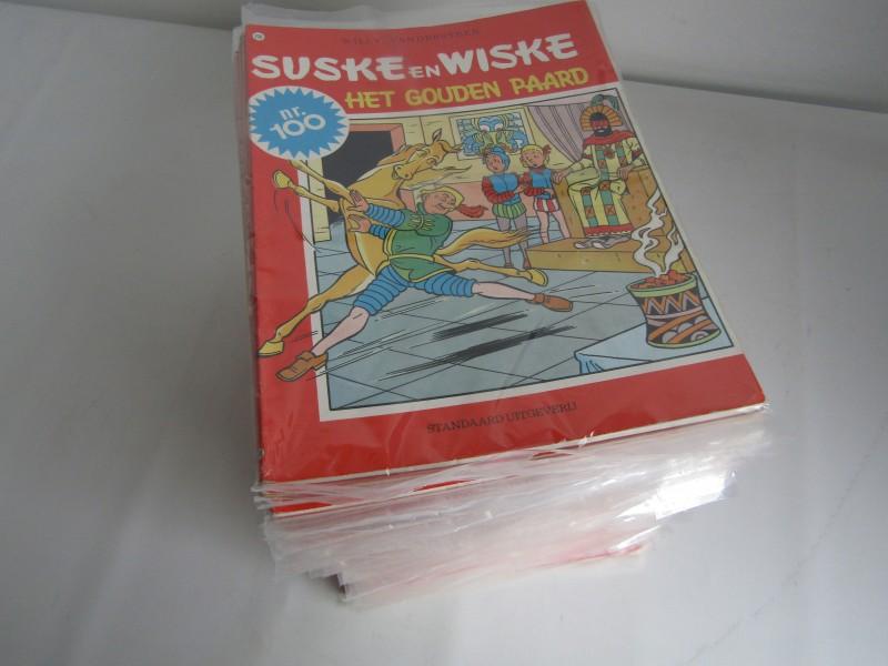 Lot: Suske en Wiske strips van Nr. 100 tot en met Nr. 150