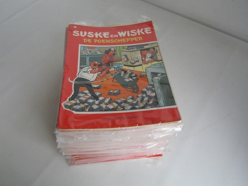 Lot Suske en Wiske Strips, van Nr. 67 tot en met Nr. 99