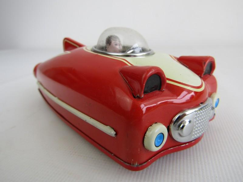 Futur Car in Blik: Schylling Toys, 2009