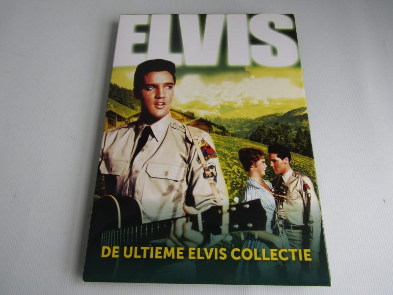 8 x DVD, Elvis: De Ultieme Collectie