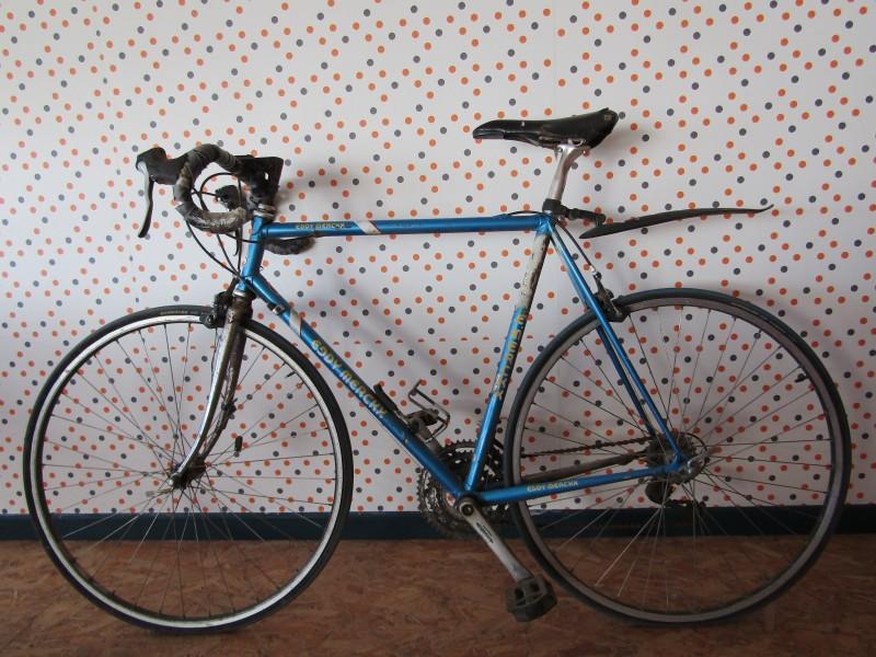 Vintage Eddy Merckx koersfiets: Strada O.S.