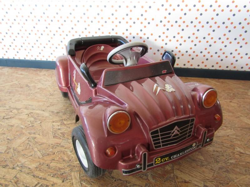Kinderauto: Citroën 2 CV / Geitje, TT Toys Toys, Italy