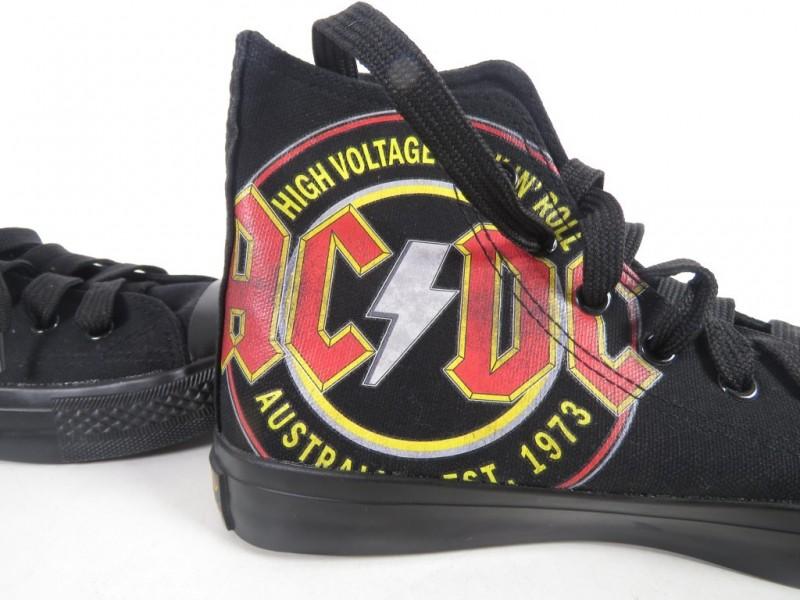 AC/DC rockware schoenen maat 39