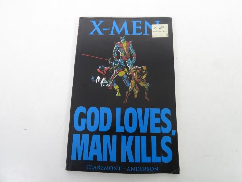 Strip - Xmen - Dod loves man kills