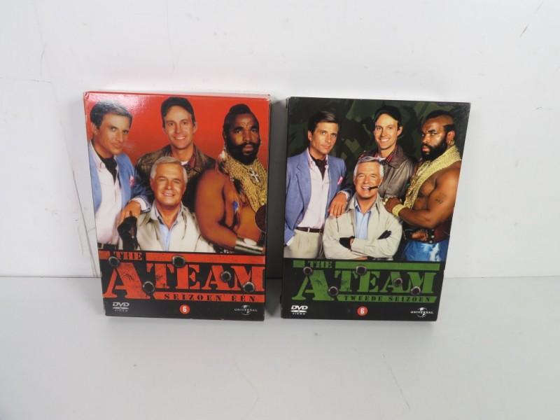 Dvd reeks - Seizoen 1 & 2  the A-team