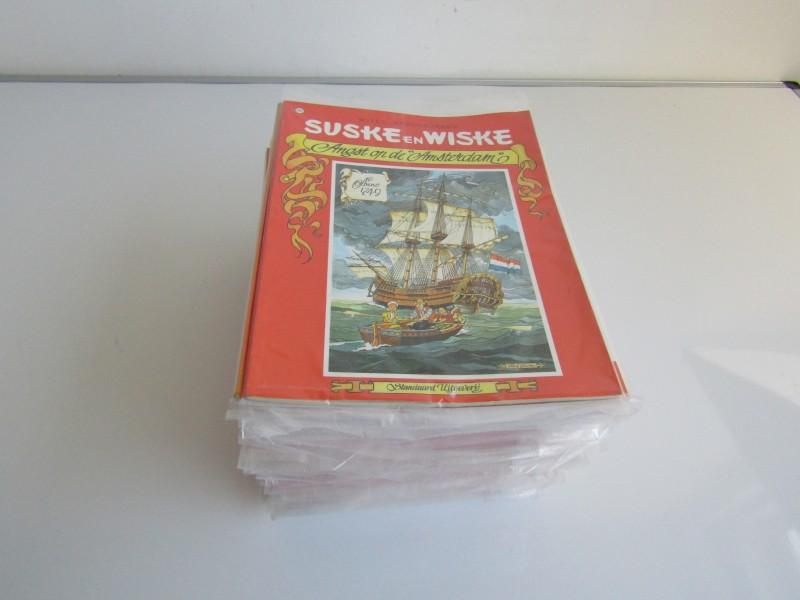 Lot Suske en Wiske Strips: Nr 202, 208, 209, 212 tot en met 249