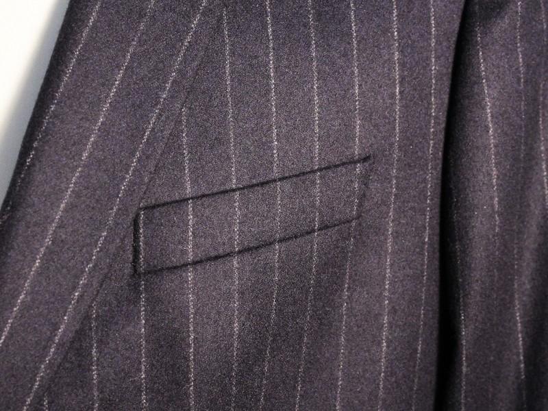 Dries Van Noten wool suit