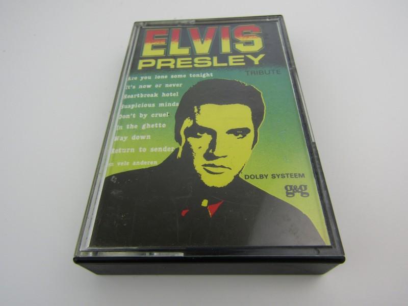 Cassette / Tape, Elvis Presley: Tribute, G&G