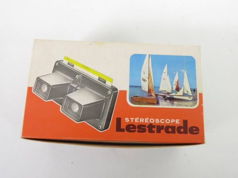 Stereoscope Lestrade