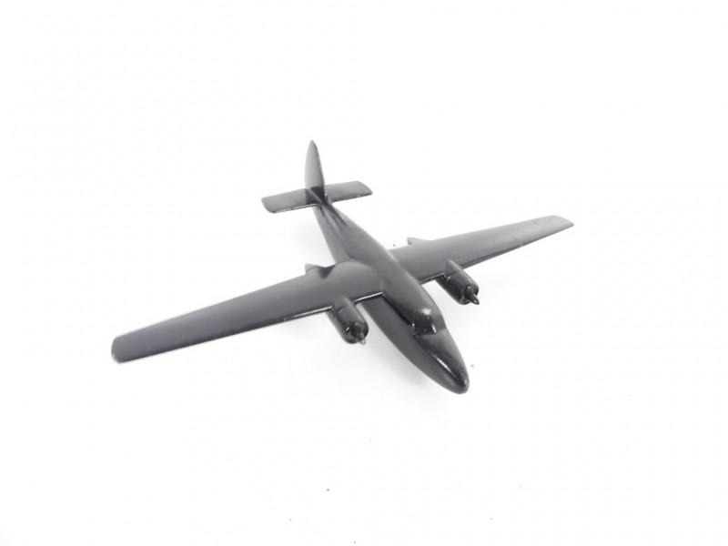 Aluminium schaalmodel vliegtuig Avro