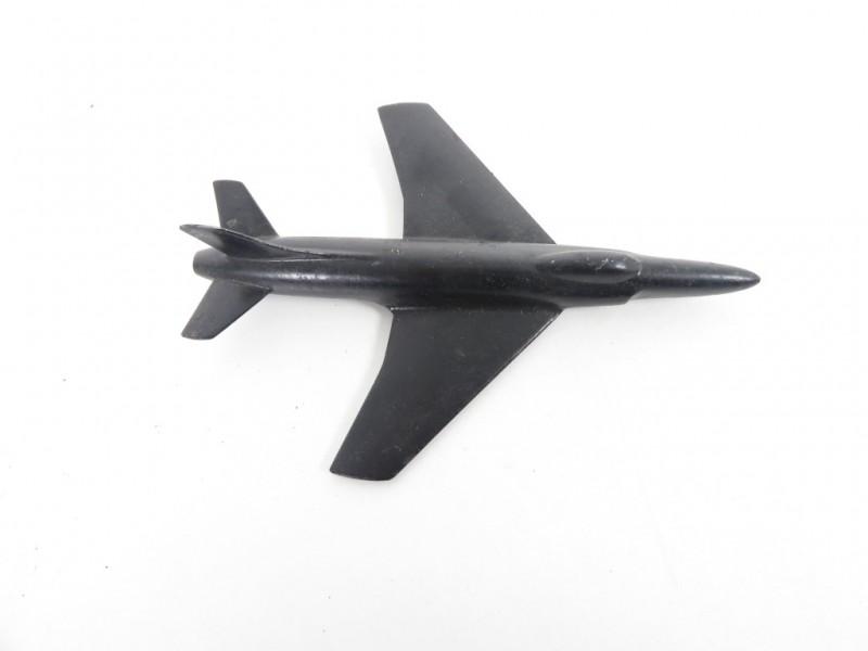 Aluminium schaalmodel vliegtuig 2