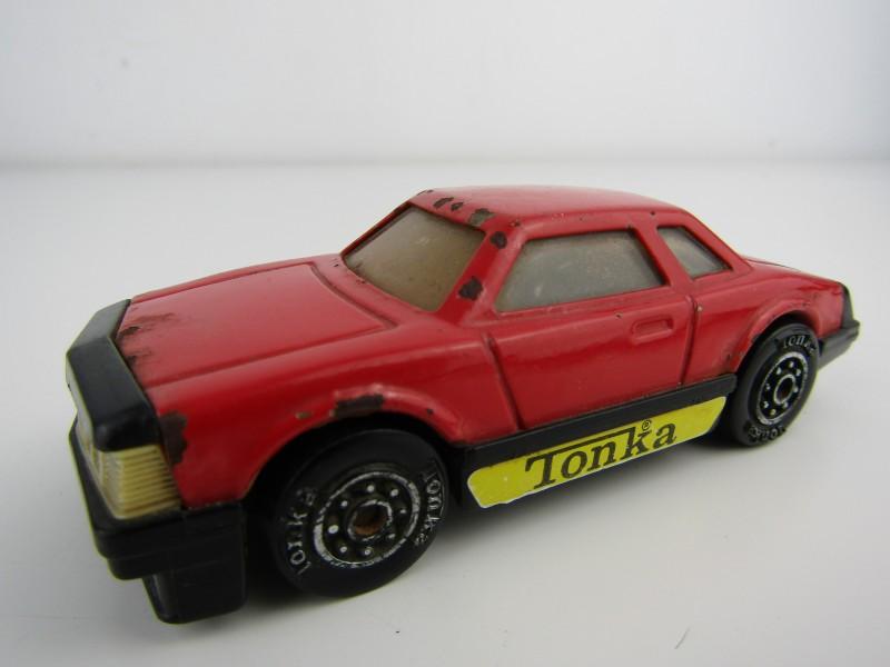 Speelgoed Auto: Tonka, Made In Japan