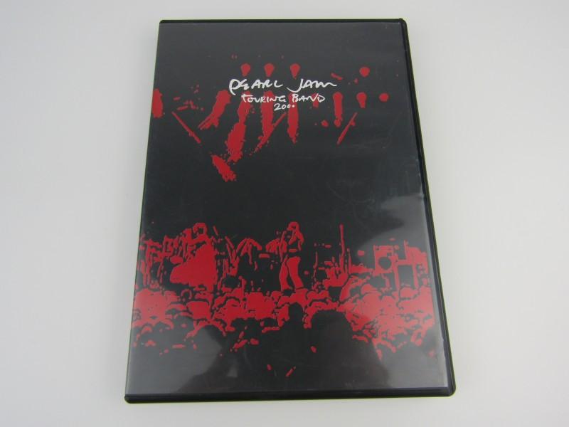 DVD, Pearl Jam: Touring Band 2000