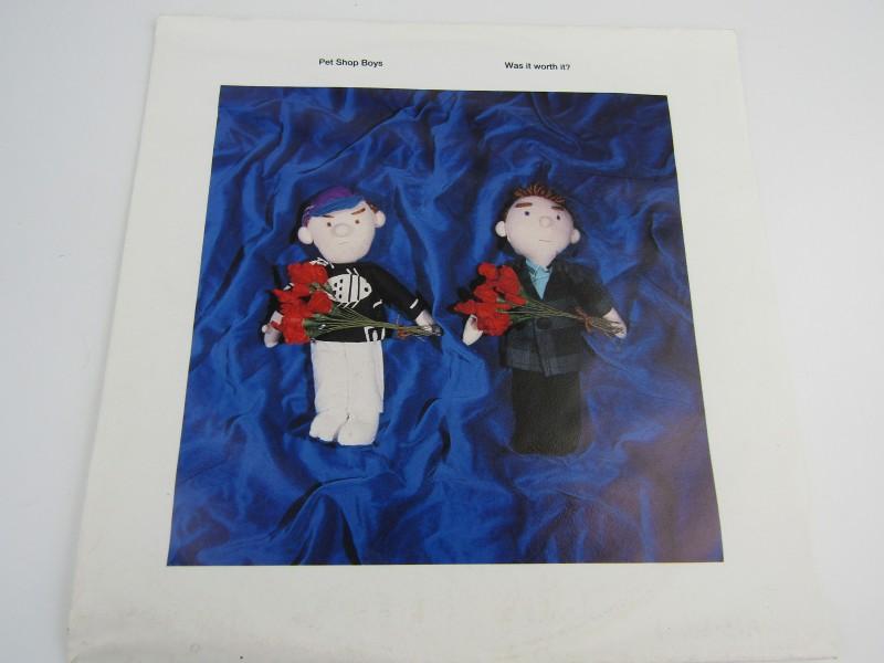 Single, Pet Shop Boys: Was It Worth It?, 1991