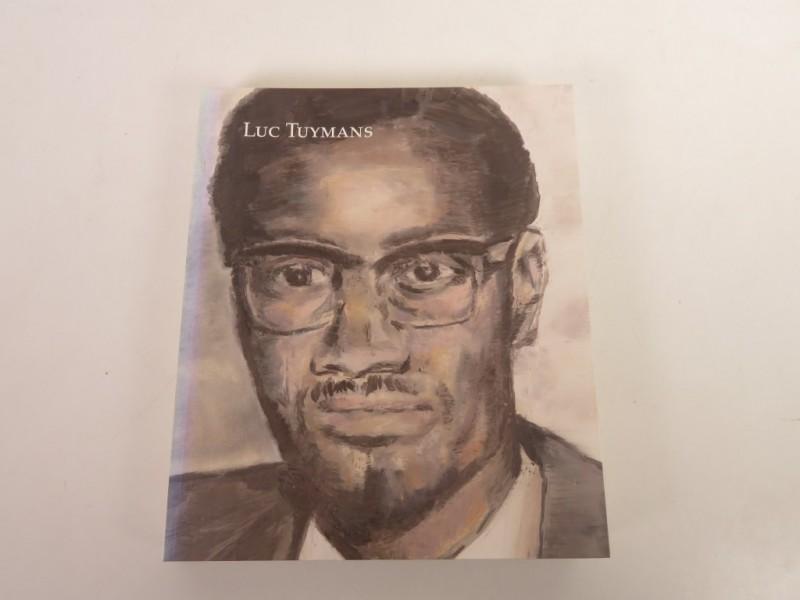 Boek Luc Tuymans