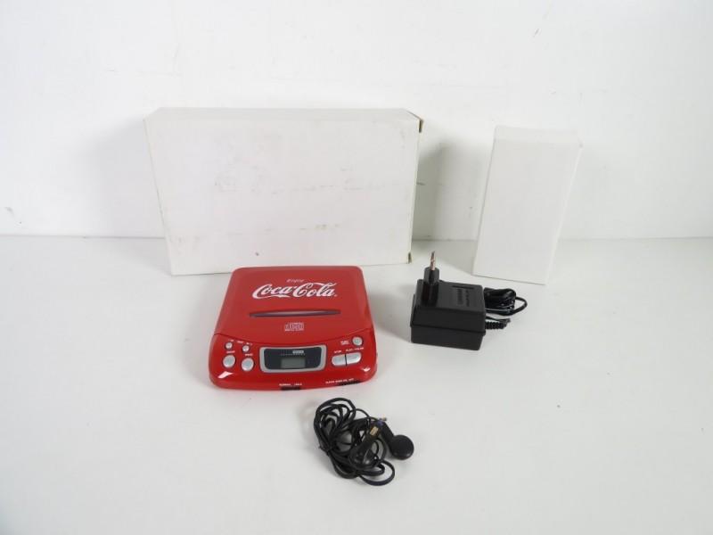 Coca cola cd speler