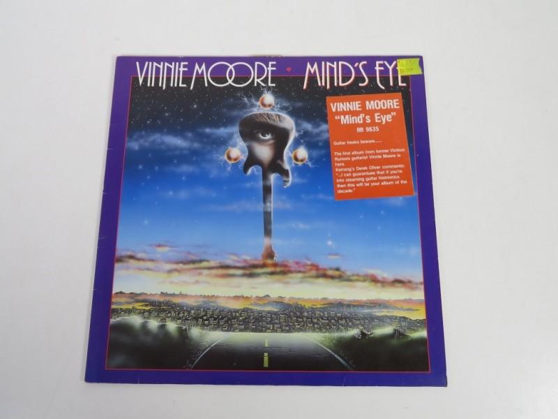 Lp - Vinnie Moore - Mind's eye