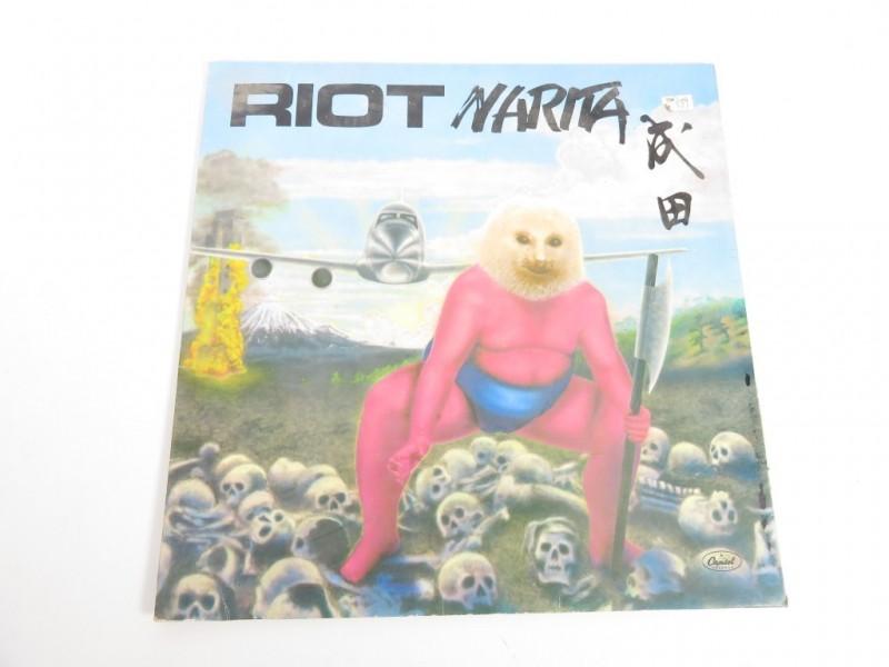 LP  Riot - Narita