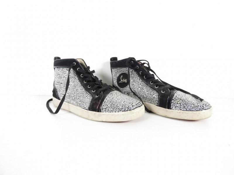 Sneakers gemerkt Louboutin