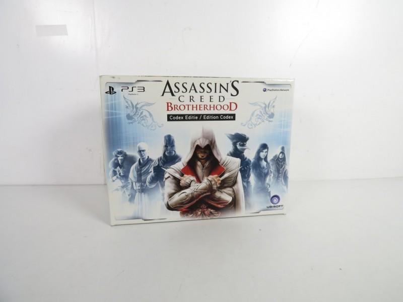 Assassin's creed - Brotherhood codex edition (zonder game)