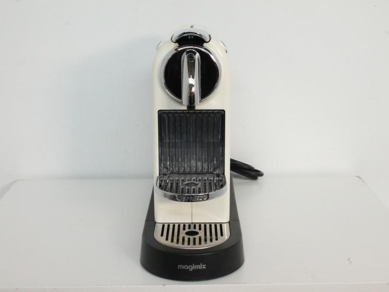Espresso Machine - Nespresso Magimix