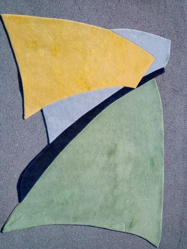 Uniek design tapijt, Vittorio Simoni, bekende interieurarchitect hasselt