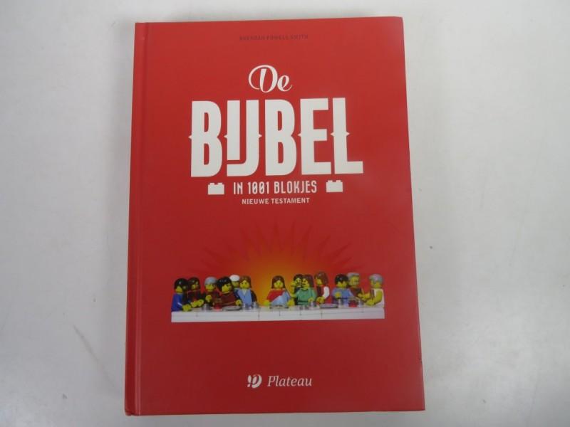 Boek - De bijbel in 1001 blokjes
