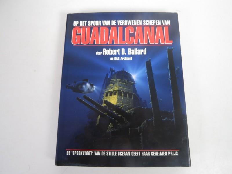 Boek - Guadalcanal