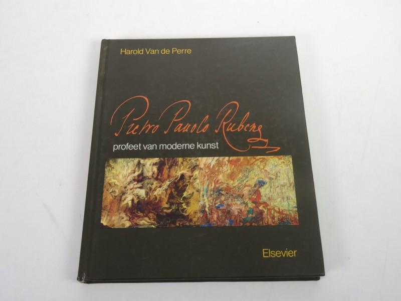 Boek - Pietro Pauolo rubens