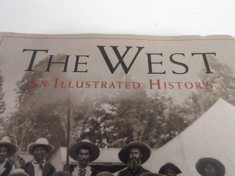 Boek - The west