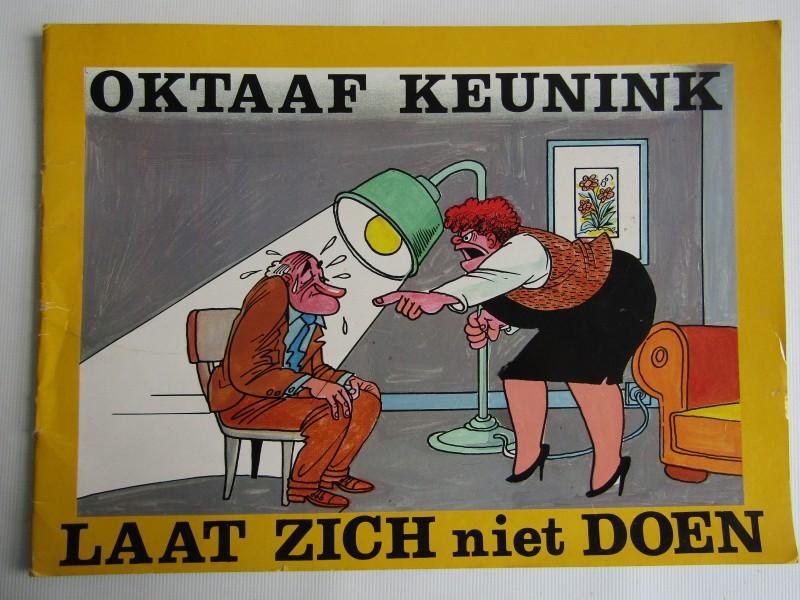 Strip, Oktaaf Keunink: Laat Zich Niet Doen - Marc Sleen