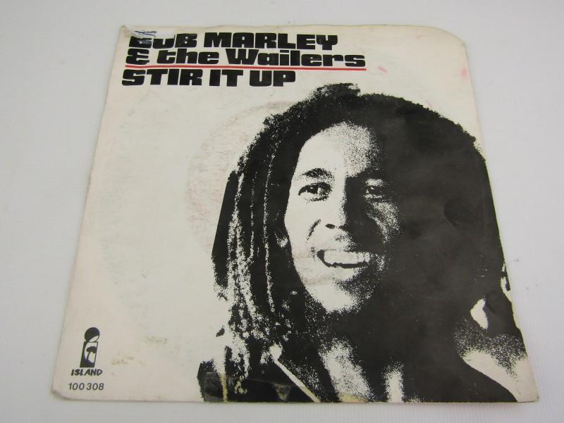 Single / EP: Bob Marley & the Wailers: Stir It Up, 1979