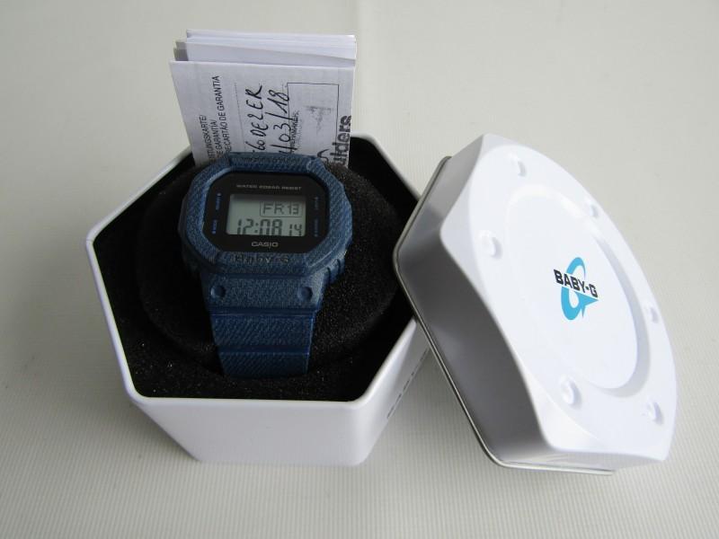 Horloge: Casio, Baby-G BGD-560DE-2ER