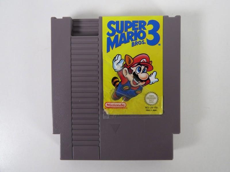 Nintendo 8 bit  Super mario 3