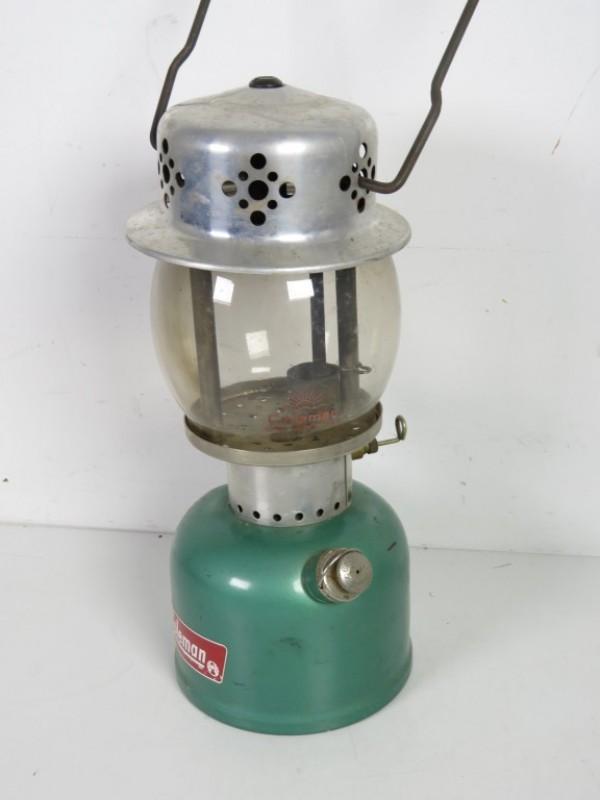 Lamp gemerkt coleman