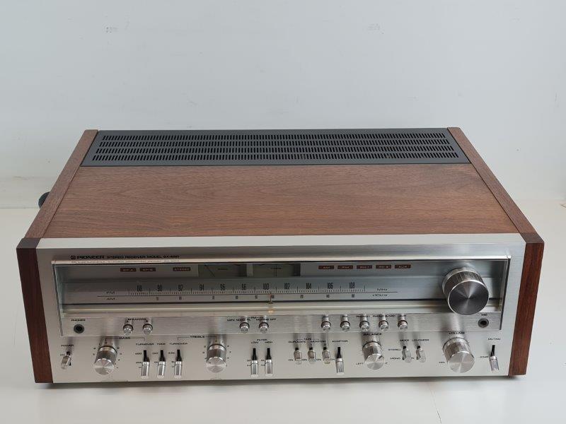 Tuner-Versterker Pioneer SX-850